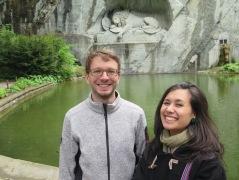 Dying Lion Monument, Lucern, Switzerland