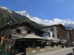 Chamonix town, Switzerland